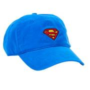 Superman Washed Twill Dad Hat