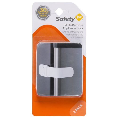 Safety 1st - Multi-Purpose Appliance Lock, 2 count