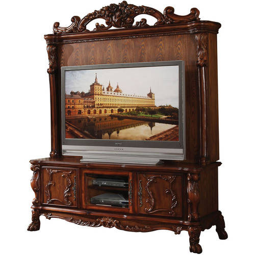 "Acme Dresden Entertainment Center for TV up to 60"", Espresso"