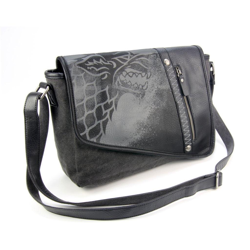 Game of Thrones House Stark Mini Messenger Bag