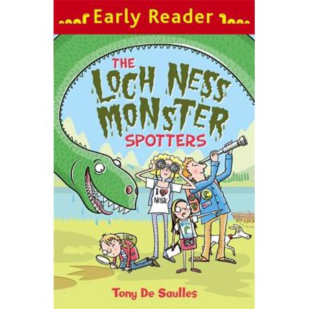 - Early Reader: The Loch Ness Monster Spotters