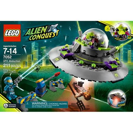 LEGO instructions - Space - Alien Conquest - 7065 - Alien ... |Lego Alien Invasion