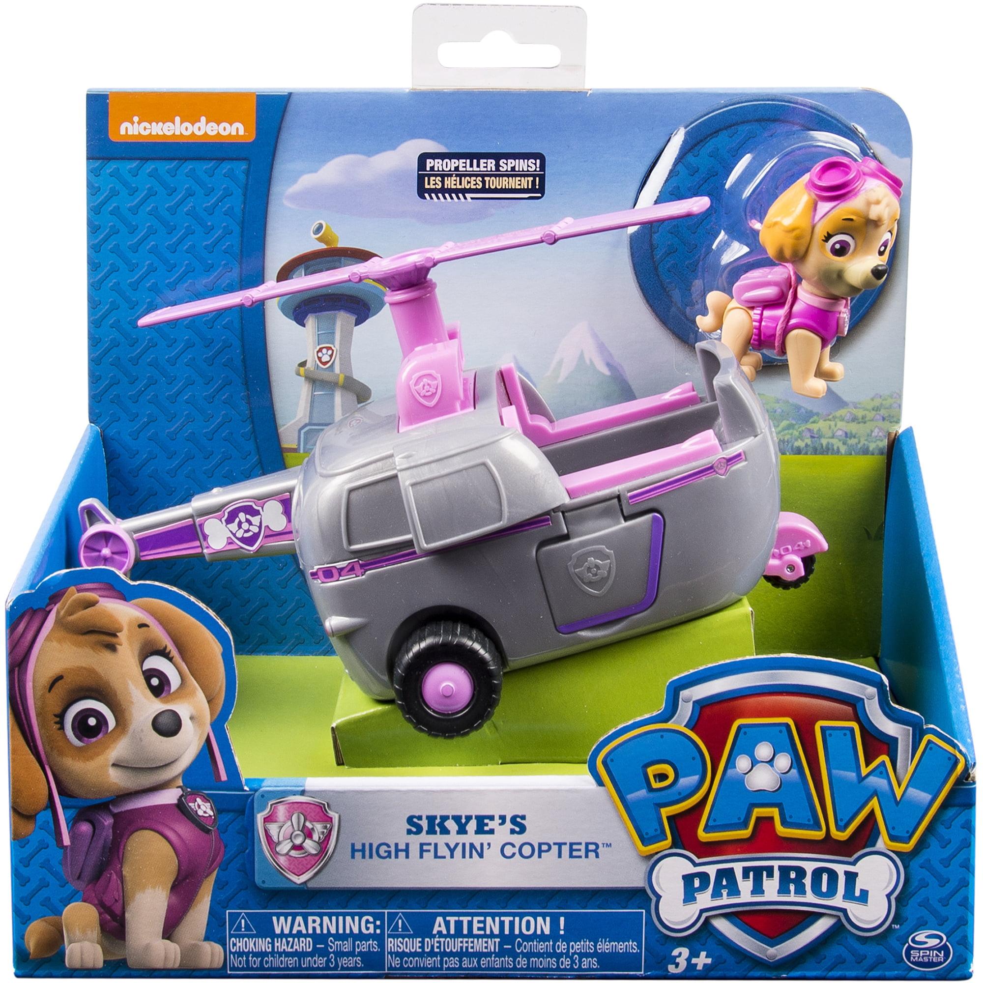 Paw Patrol Mission Paw Skye s Mission Helicopter Walmart