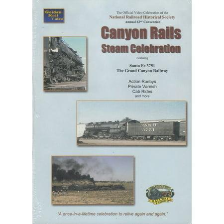 Steam Rails - Canyon Rails Steam Celebration