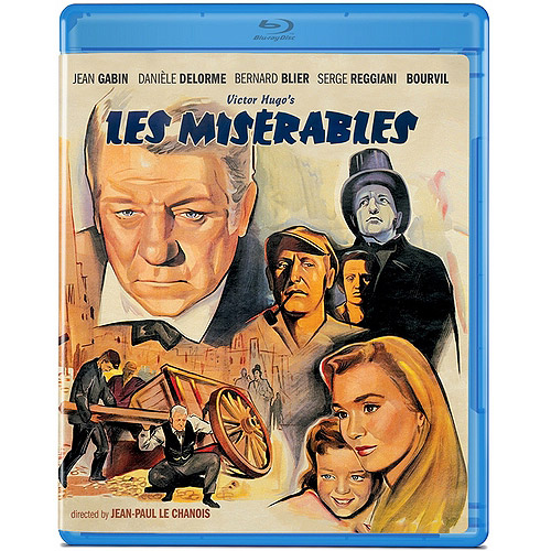 Les Miserables (1958) (Blu-ray) (Anamorphic Widescreen)