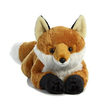 Fox Super Flopsie 27 inch - Stuffed Animal by Aurora Plush (31631) - Fox Plush