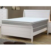 Continental Sleep Medium Plush Pillow Top 10 Inch Innerspring Mattress