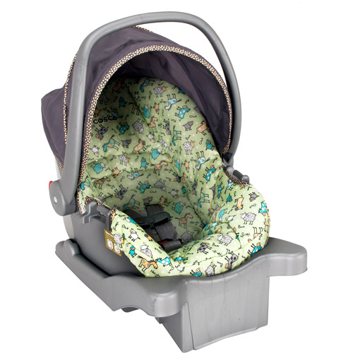 Cosco - Comfy Carry Infant Car Seat, Old