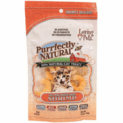 Loving Pets It's Purely Natural Shrimp Treats