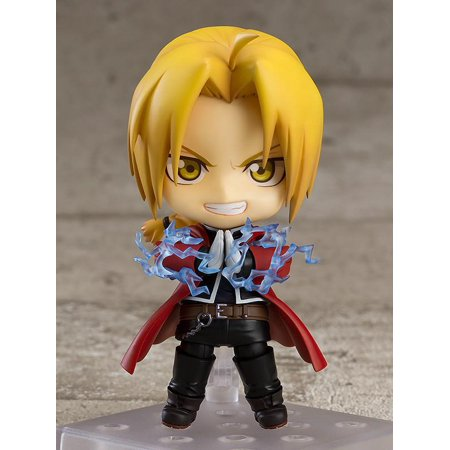 Good Smile Company Full Metal Alchemist Edward Elric Nendoroid Action Figure (Edward Elric Halloween)