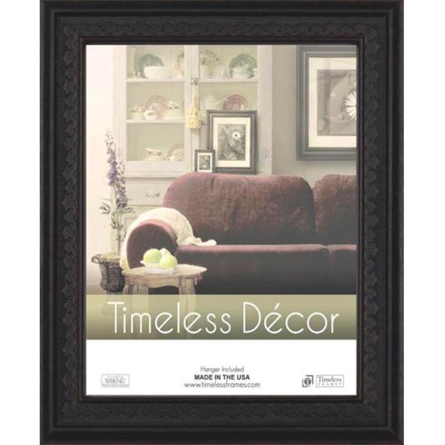 Timeless Frames 70020 Black River Espresso Wall Frame, 16 x 20 in. by Timeless Frames