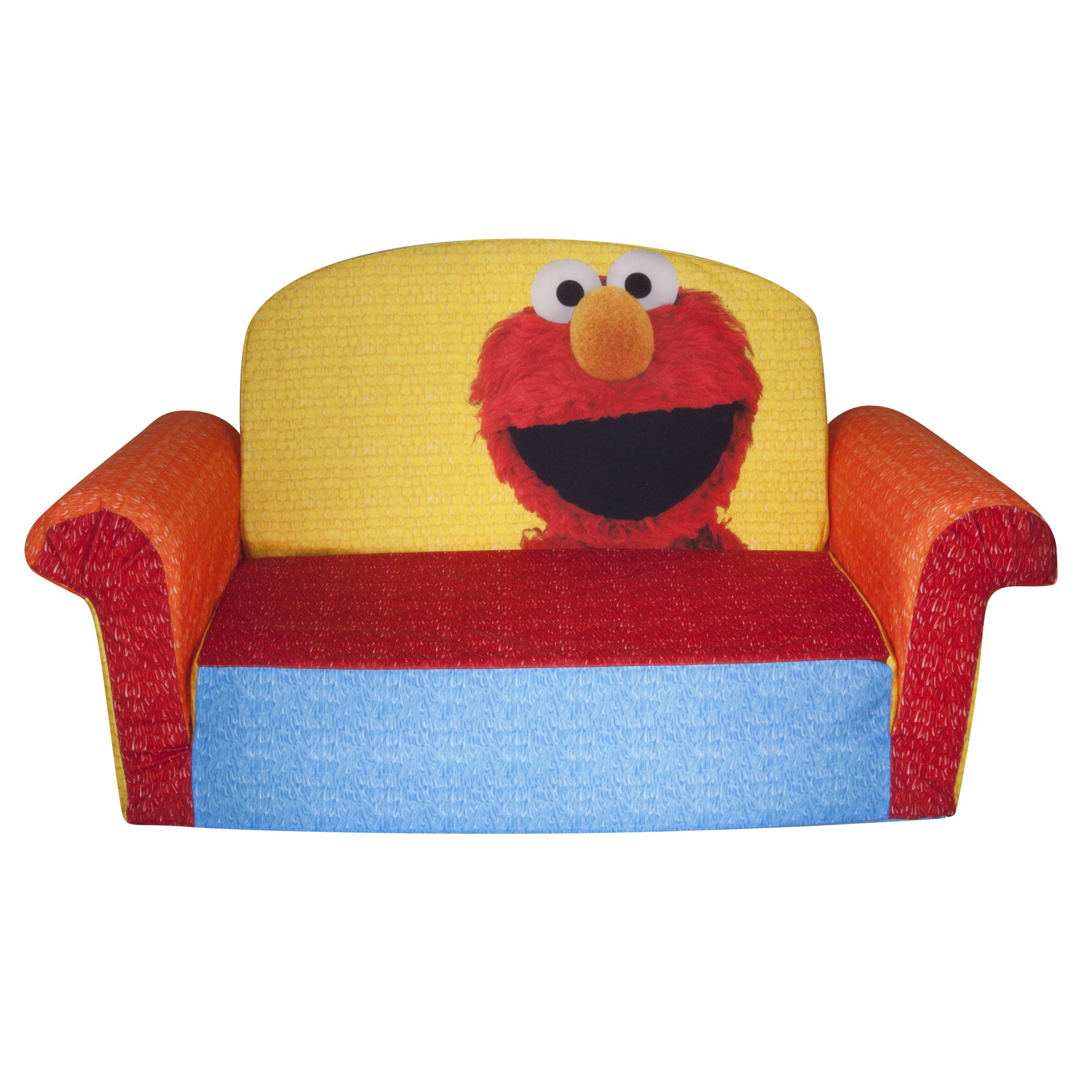 Buy Marshmallow Furniture Children S 2 In 1 Flip Open Foam Sofa