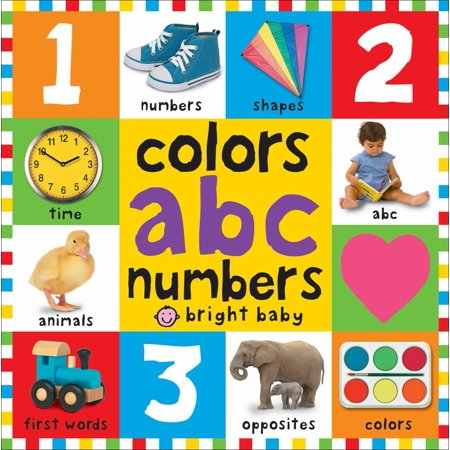 Bright Baby Colors, ABC, Numbers for $<!---->