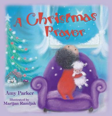 A Christmas Prayer (Board Book)