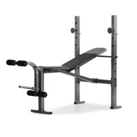 Deals on Weider XR 6.1 Multi-Position Weight Bench with Leg Developer