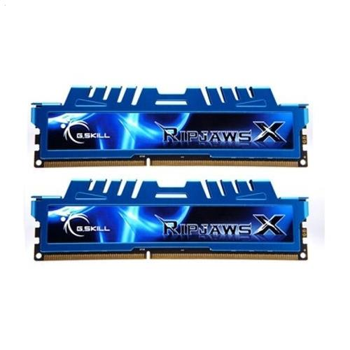 G.SKILL 8GB (2 x 4GB) Ripjaws X Series DDR3 1600MHz PC3-12800 240-Pin Desktop Memory Model F3-12800CL8D-8GBXM