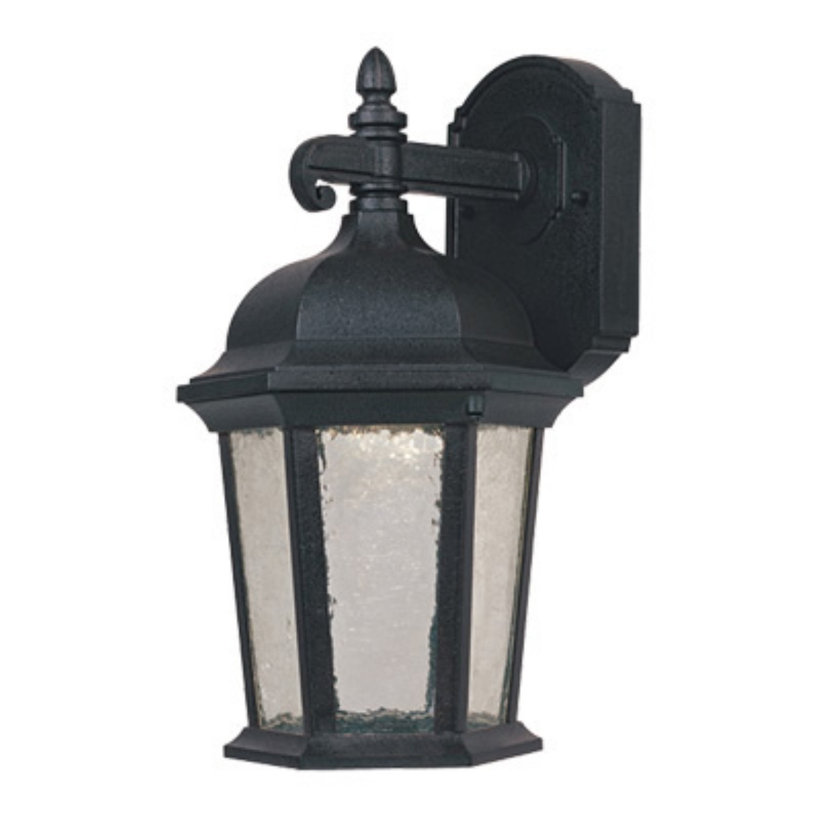 Designers Fountain Outdoor Abbington LED2761 Wall Lantern - Driftwood