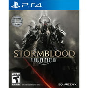 Final Fantasy XIV Online: Stormblood PS4 - Preowned/Refurbished