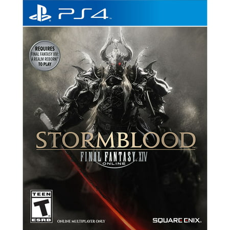 Final Fantasy XIV Online: Stormblood PS4 -