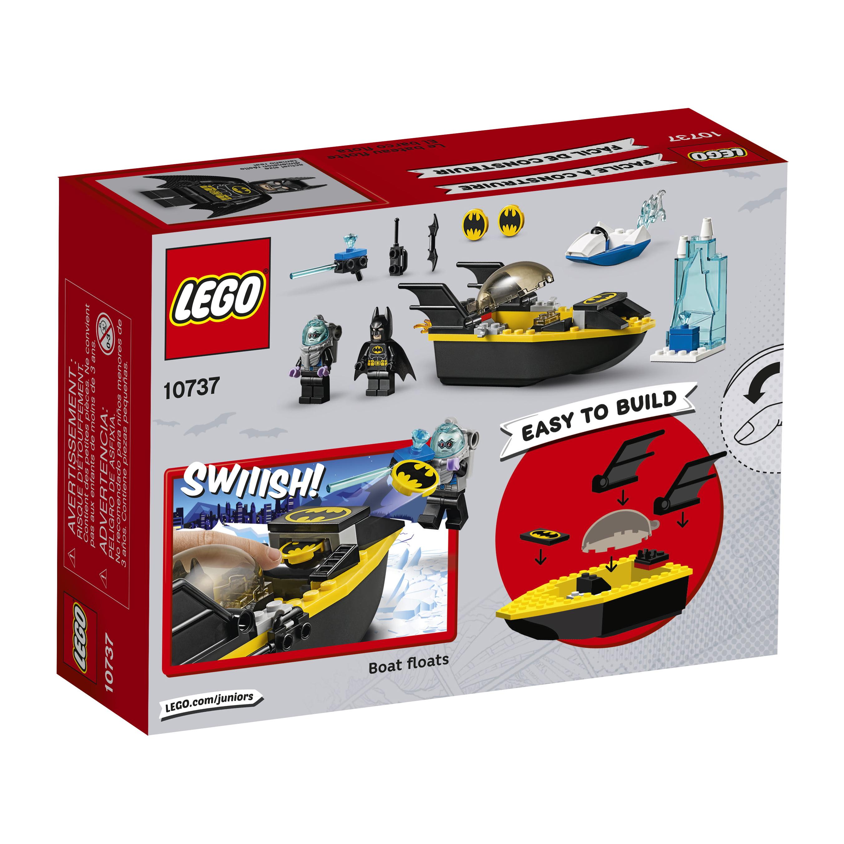 LEGO JUNIORS Batman vs Mr NEW Freeze 10737