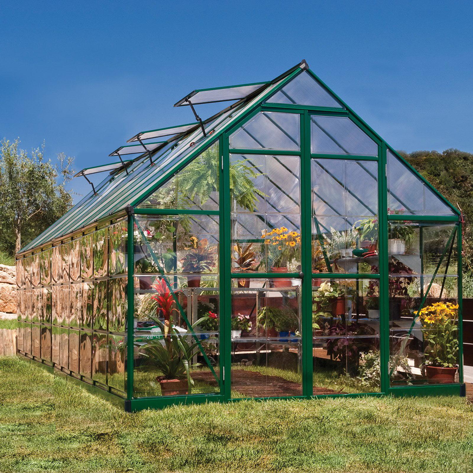 Green Balance 8' x 20' Greenhouse by Palram