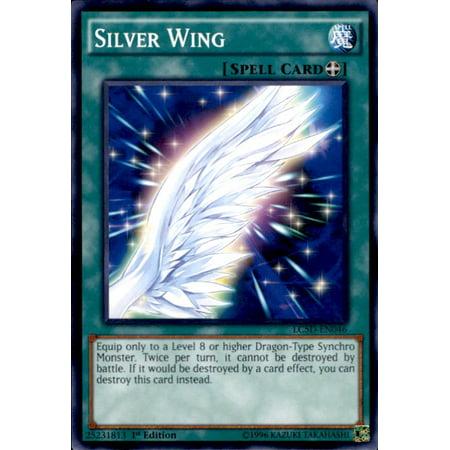 YuGiOh Legendary Collection Mega Pack Silver Wing LC5D-EN046