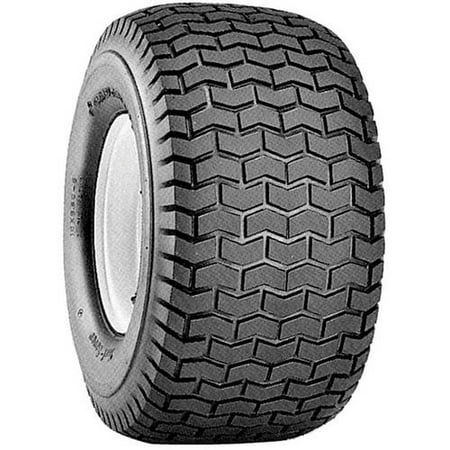 Carlisle Tubeless Tire, 2-Ply, Turf Saver Tread