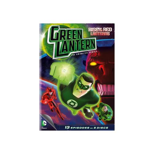 Green Lantern - Rise Of The Red Lanterns: The Animated Series - Season One, Part One (Widescreen)