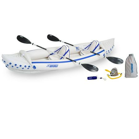 Composite Sea Kayaks - Sea Eagle 370 Kayak Pro Package
