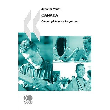 jobs for youth des emplois pour les jeunes canada oecd publishing