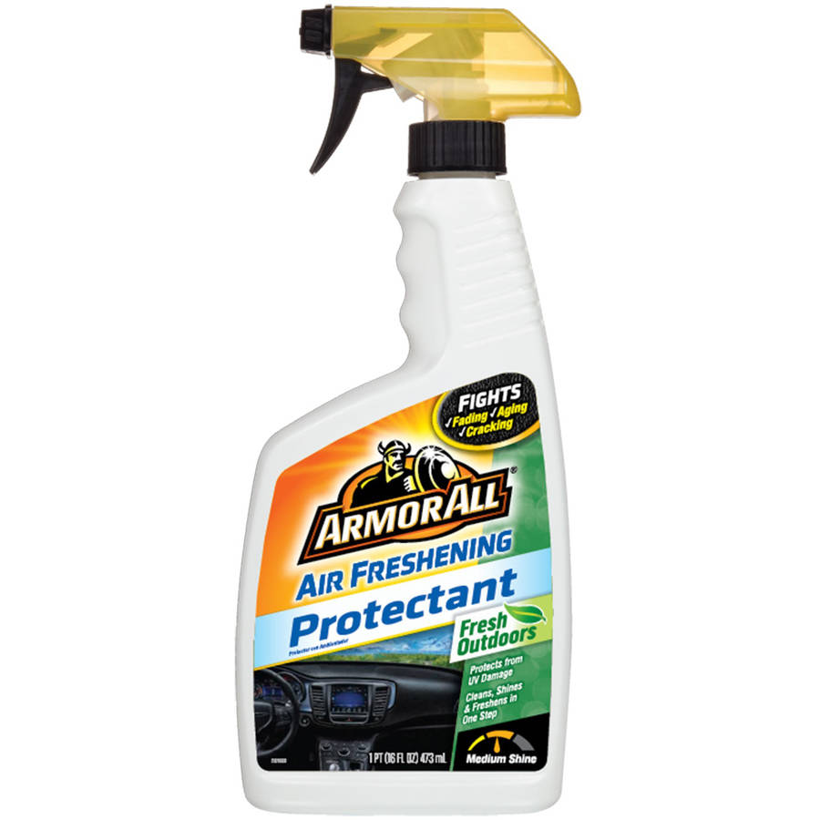 Armor All Scented Protectant, Fresh Outdoors, 16 Ounce