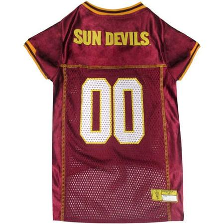 Arizona Cardinals Dog Jersey (Pets First College Arizona State Sun Devils Collegiate Dog Jersey, Available in Various)