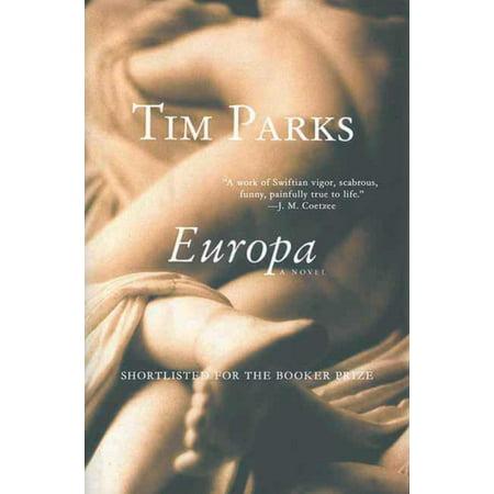 Europa : A Novel](Europa Park Halloween)