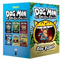 Dog Man the Supa Epic Collection