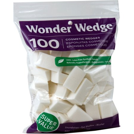 Beauty Wedge - Wonder Wedge Cosmetic Wedge 100 ea