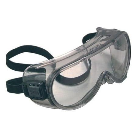 Msa Safety Works 817698 Industrial Grade Anti Fog Splash Resistant Goggles