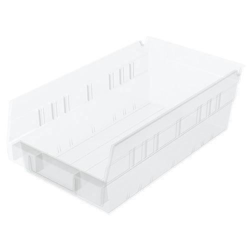 Akro-Mils Shelf Bin (Set of 6)