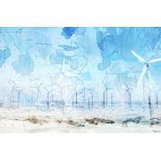 Parvez Taj San Andreas Print On Canvas Art Print On Premium Canvas