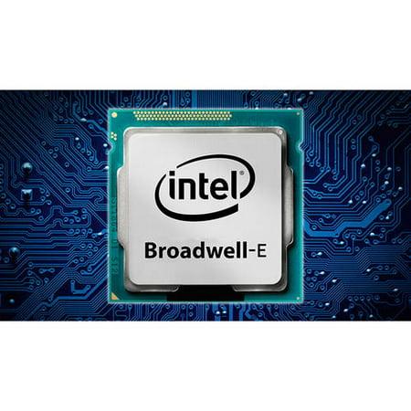 Intel Broadwell-E Core i7-6800K Processor and X99 Motherboard