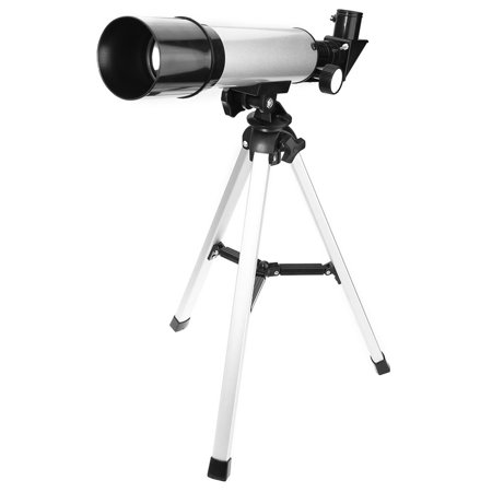 Telescopes for Kids and Beginners - 90X F36050 Telescope Astronomical Landscape Lens 90 Degrees Telescope with Tripod for Kids and (Best Beginner Telescope For Kids)
