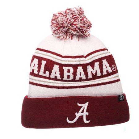 Zephyr Finish Line Alabama Crimson Tide Bama Beanie Knit Toboggan -  Walmart.com d1b559db1954