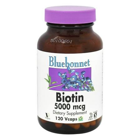 Bluebonnet Nutrition - 5000 mcg