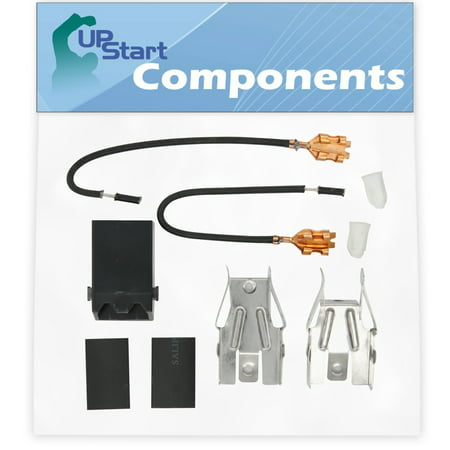 330031 Top Burner Receptacle Kit Replacement for Modern Maid FDU2482K (P1130630N K) Range/Cooktop/Oven - Compatible with 330031 Range Burner Receptacle Kit - UpStart Components Brand (Modern Maid Oven Parts)