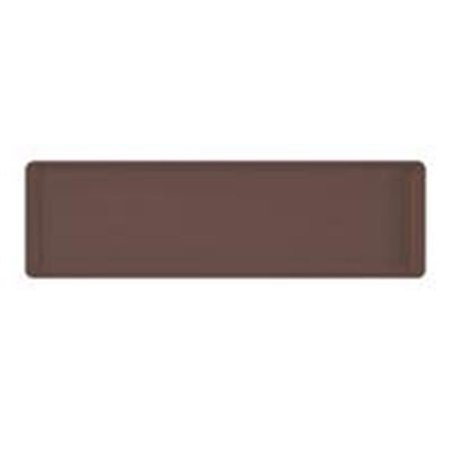 Countryside Flower Box Tray  Brown