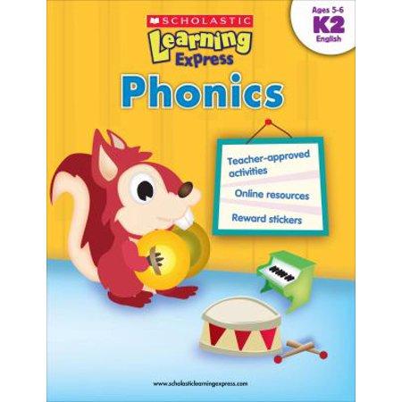 Phonics  Ages 5 6  K2 English