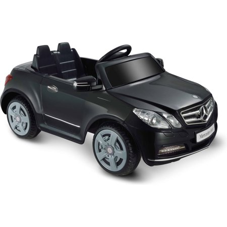 Kid motorz one seater mercedes benz e550 6 volt battery for Motorized cars for 8 year olds