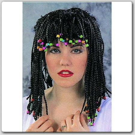 Corn Row Wig - Size Adult - image 1 de 1