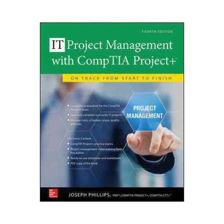 Project Management With Comptia Project   On Track From Start To Finish