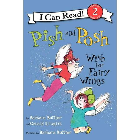 Pish and Posh Wish for Fairy Wings (I Can Read. Level - Phish Halloween Set 1