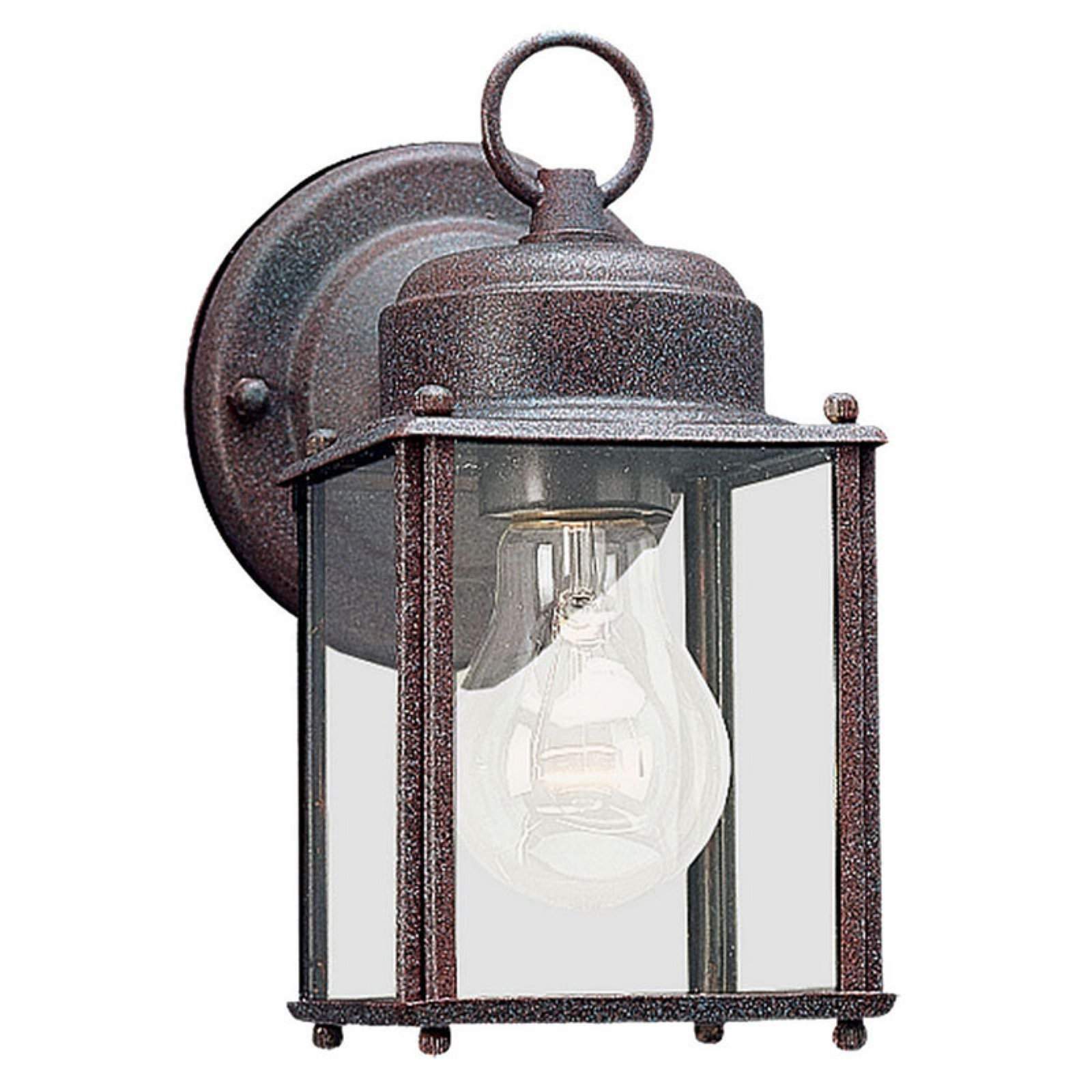 Sea Gull Outdoor Wall Light - 8.25H in. Sienna